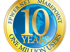 Fpweb.net Decade of SharePoint Seal