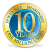 10 years of SharePoint seal Thumbnail