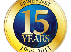 Fpweb.net 15 Year Anniversary Seal