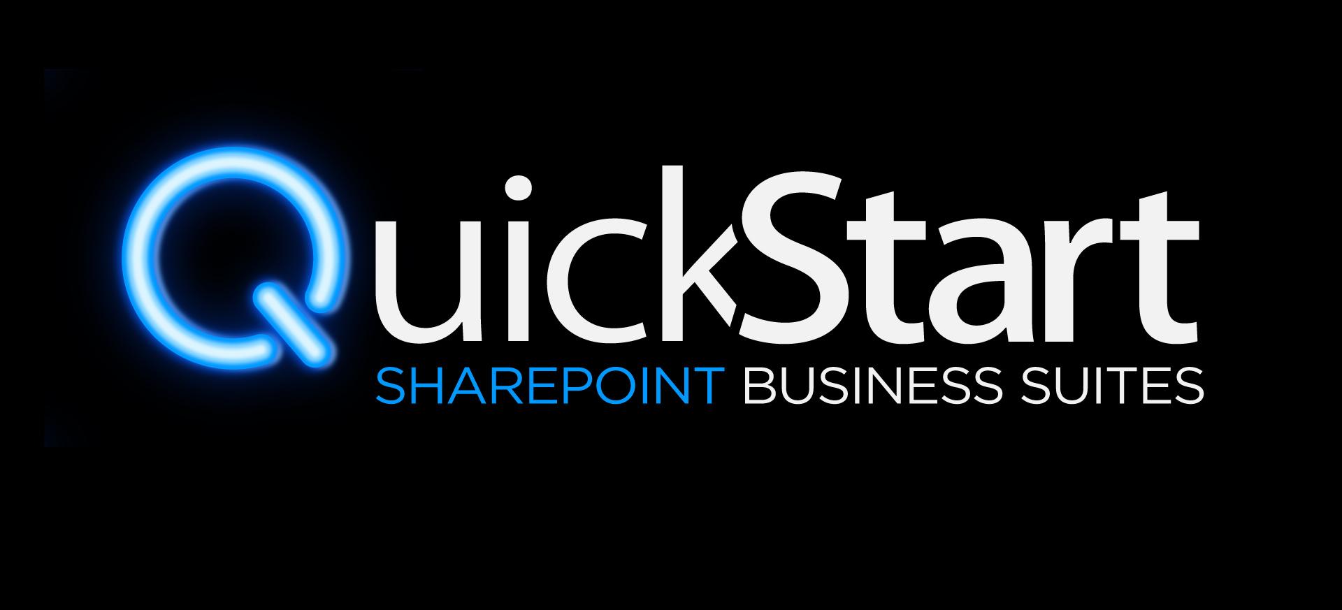 QuickStart Biz Suites - Primary Logo