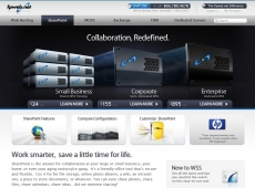 """Collaboration, Redefined"" Page Layouts"