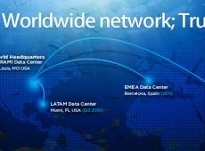 Fpweb.net Worldwide Network Hero Concept