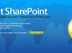 """Planet SharePoint"" Hero Shot Concept"