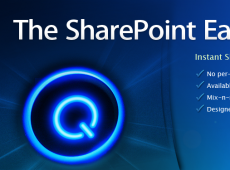 """""""The SharePoint Easy Button"""" Hero Shot"""