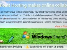 SharePoint Makes Collaboration Easy Web Ad