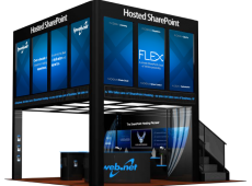 Fpweb.net 20'x20′ Tradeshow Booth