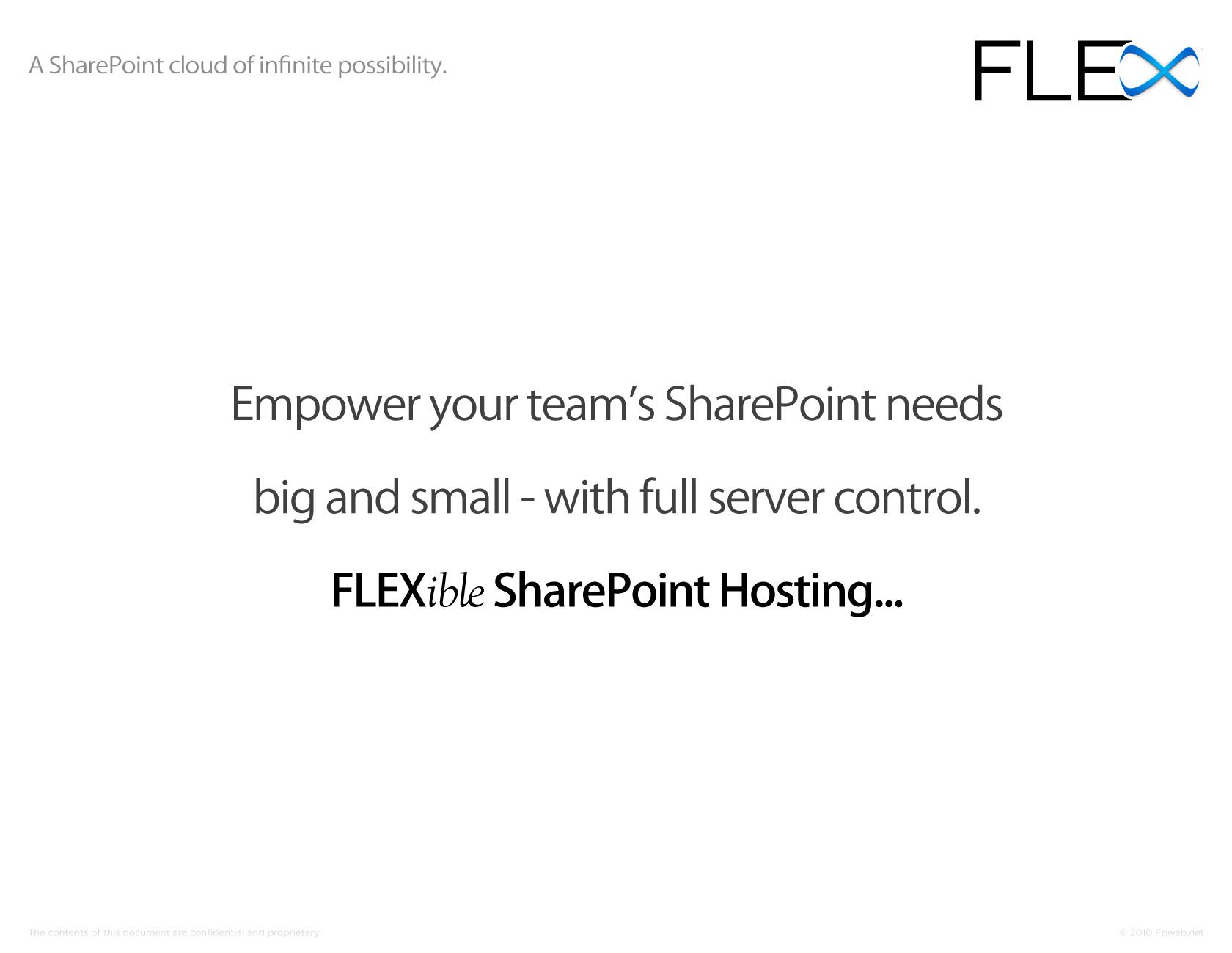 FLEX Presentation - Page 4