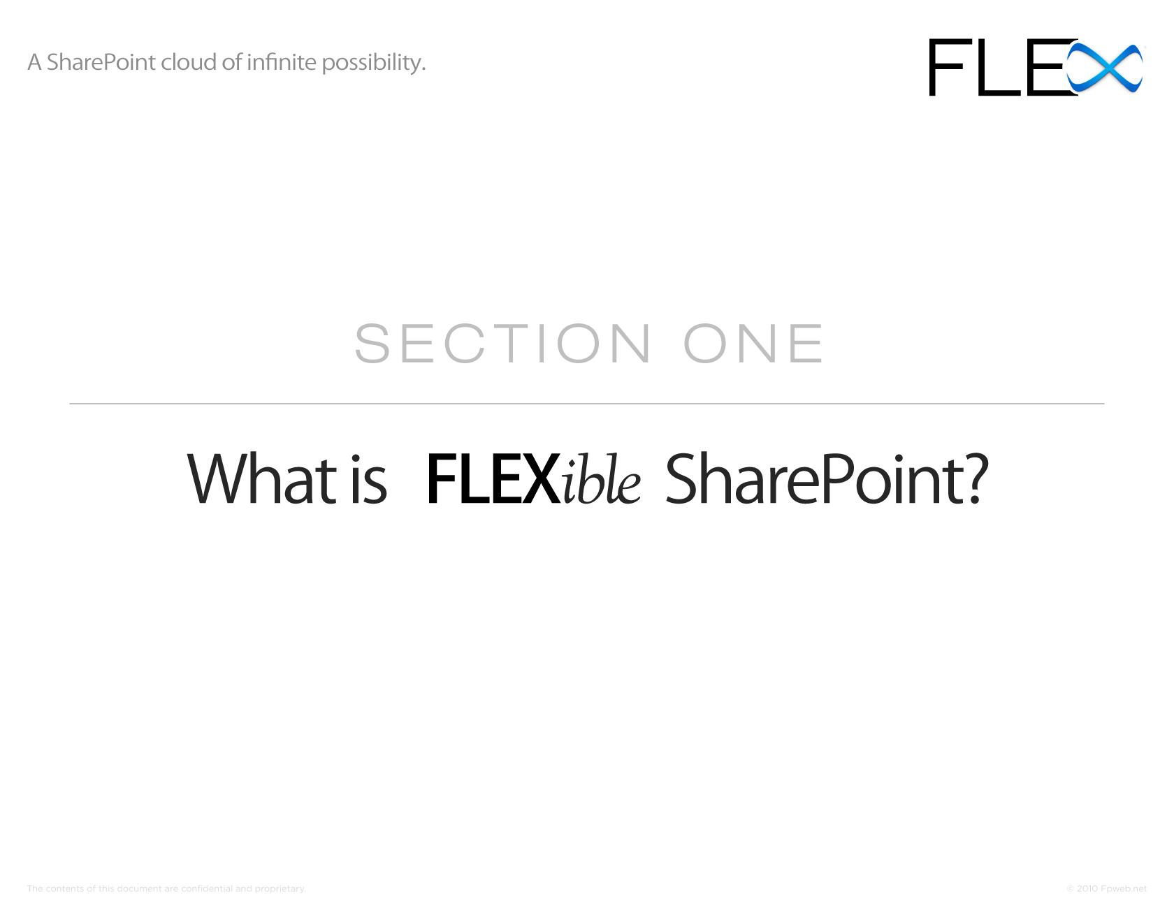 FLEX Presentation - Page 5