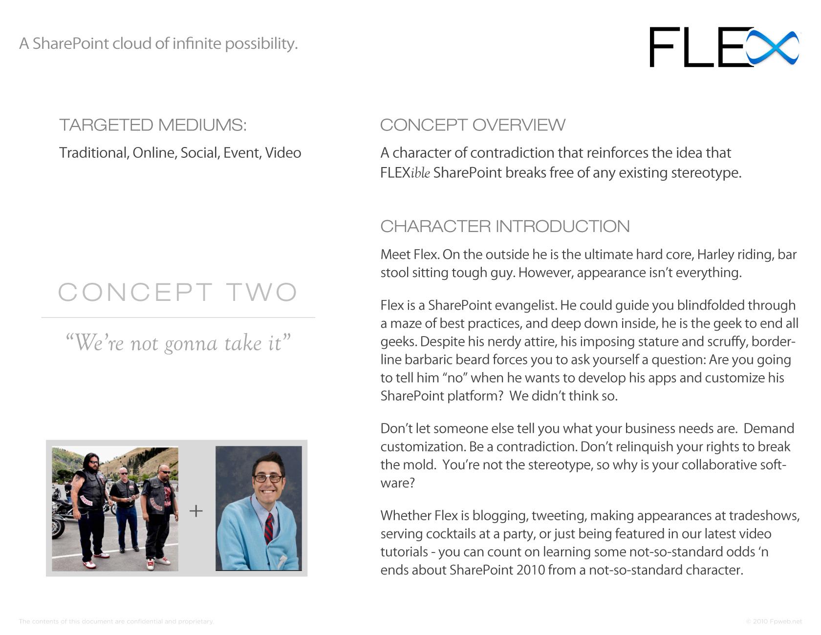 FLEX Presentation - Page 11