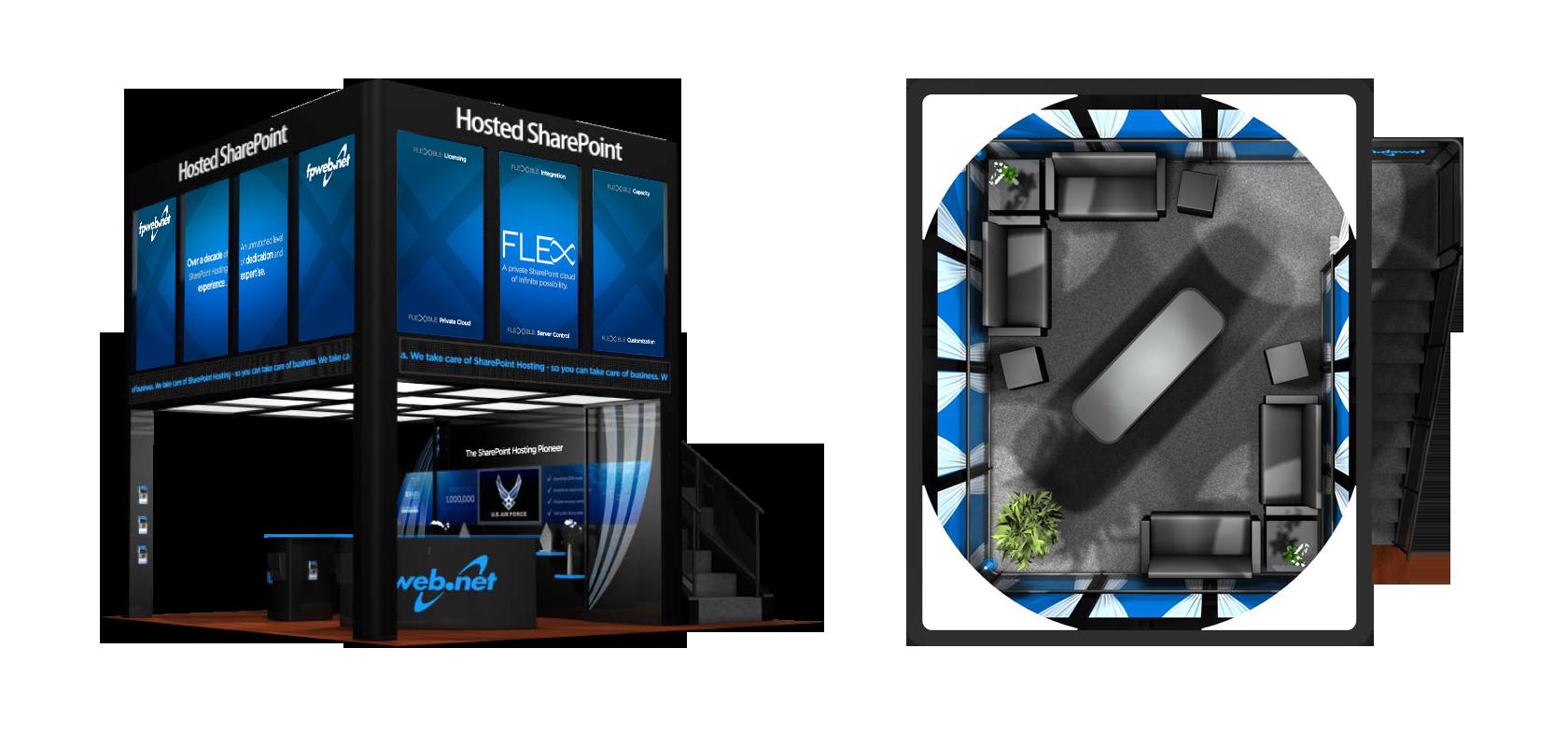 Concept Art - Front & Overhead