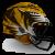 v1 - Large Tiger on Gold w/ Stripes Thumbnail