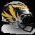 v1 - Large Tiger on White w/Stripes Thumbnail
